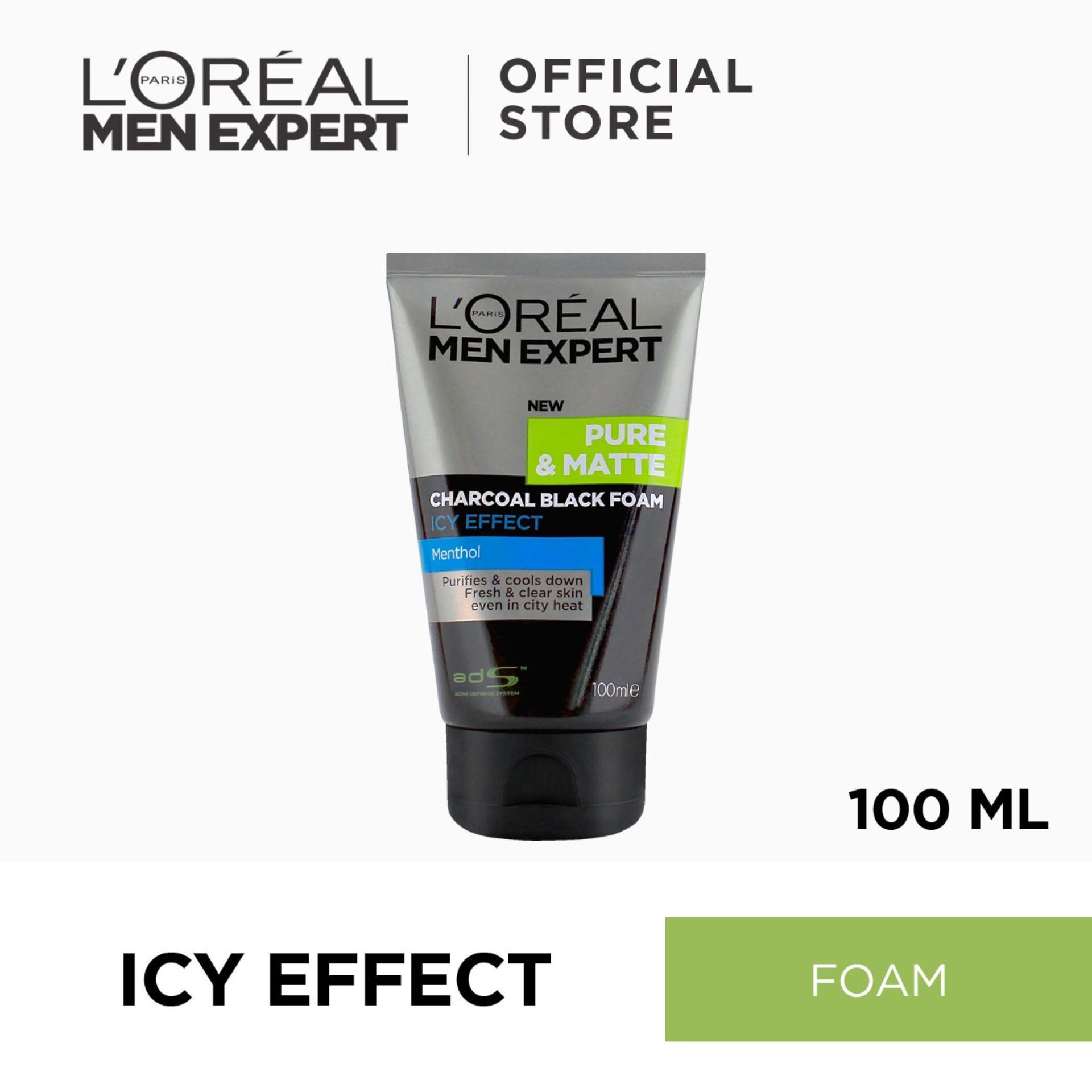 Face Cleanser Brands Wash On Sale Prices Set Reviews In Loreal Men Expert White Foam Paris Pure Matte Charcoal Black 100ml