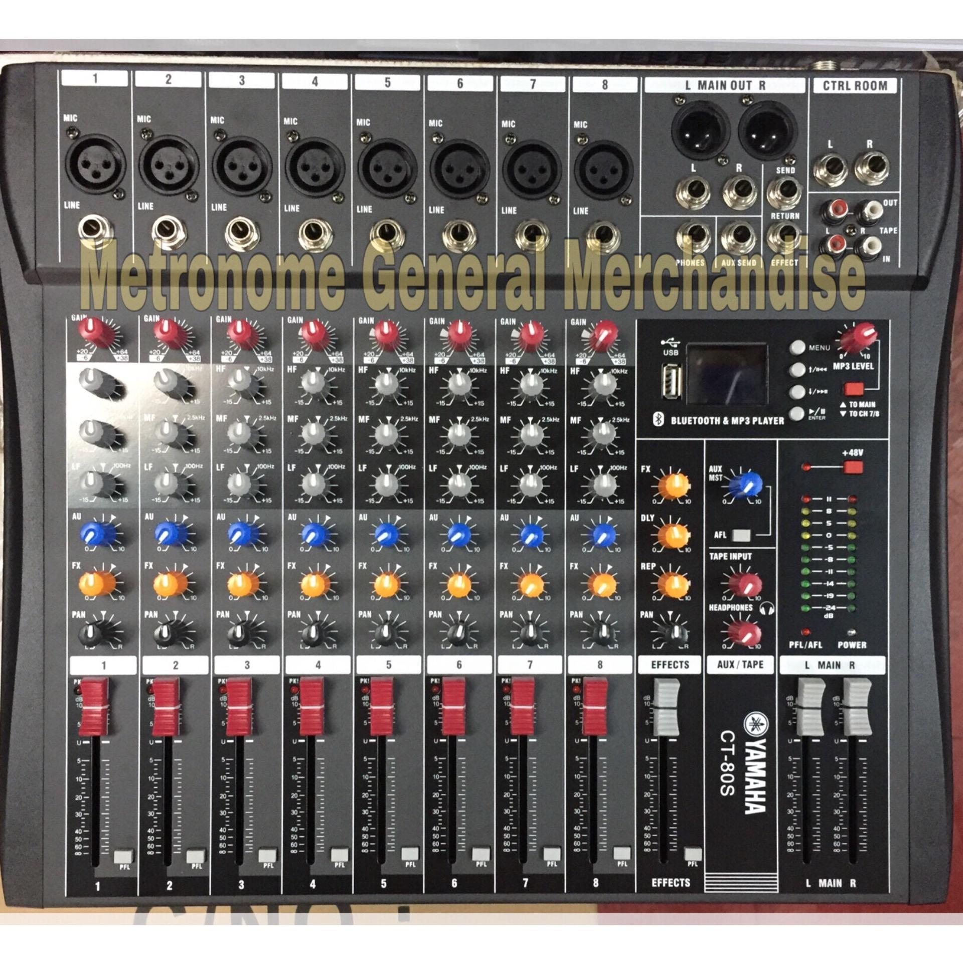 Yamaha Philippines Mixers For Sale Prices Reviews Lazada Mg10xu Ct 80s Mixer With Freebie