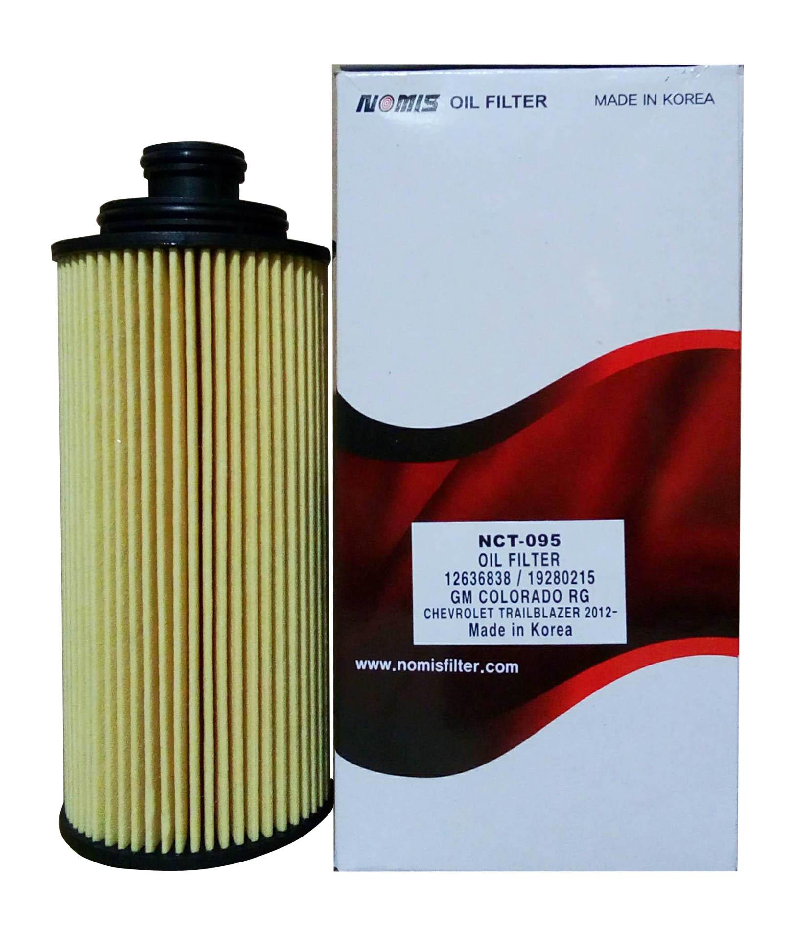 Oil Filter For Sale Adapter Online Brands Prices 4 Wheeler Fuel Nomis Nct 095 Chevrolet Trailblazer 2012 To 2018