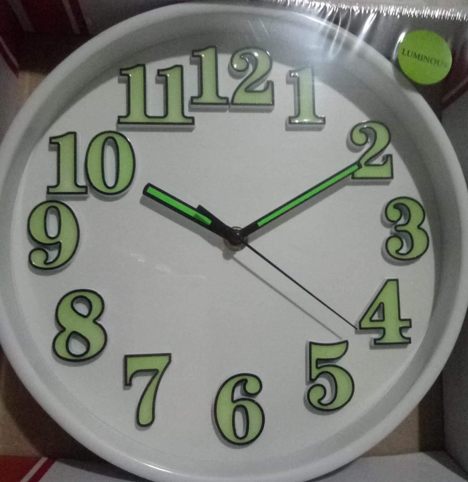 Clock For Sale Large Clocks Prices Brands Review In Philippines Circuit Board Wall From Computer Parts Steampunk Geek Techi Round 25cm Diameter Glow The Dark