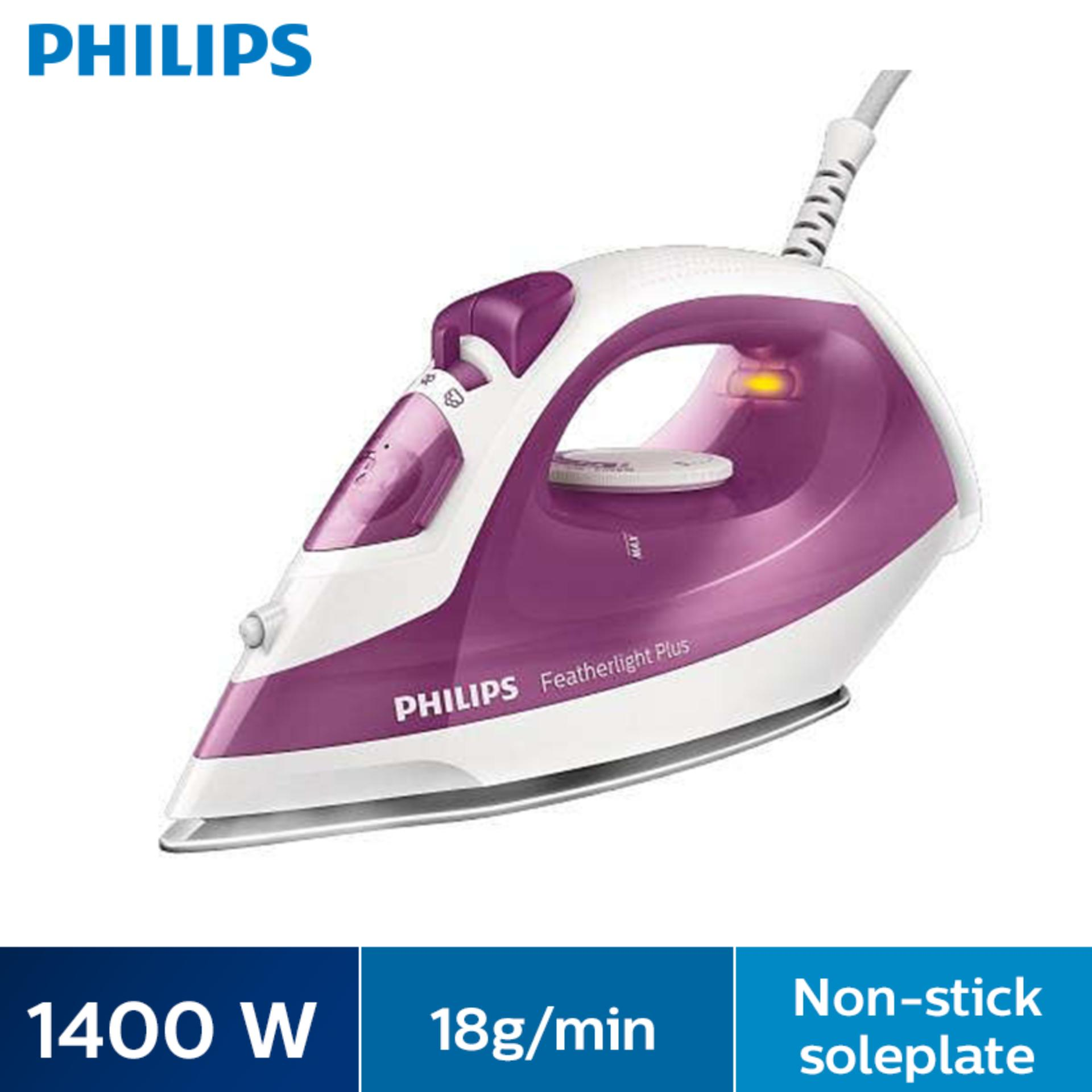Garment Care For Sale Appliances Prices Brands Review Philips Steamer Gc504 Gc1426 Steam Iron Purple