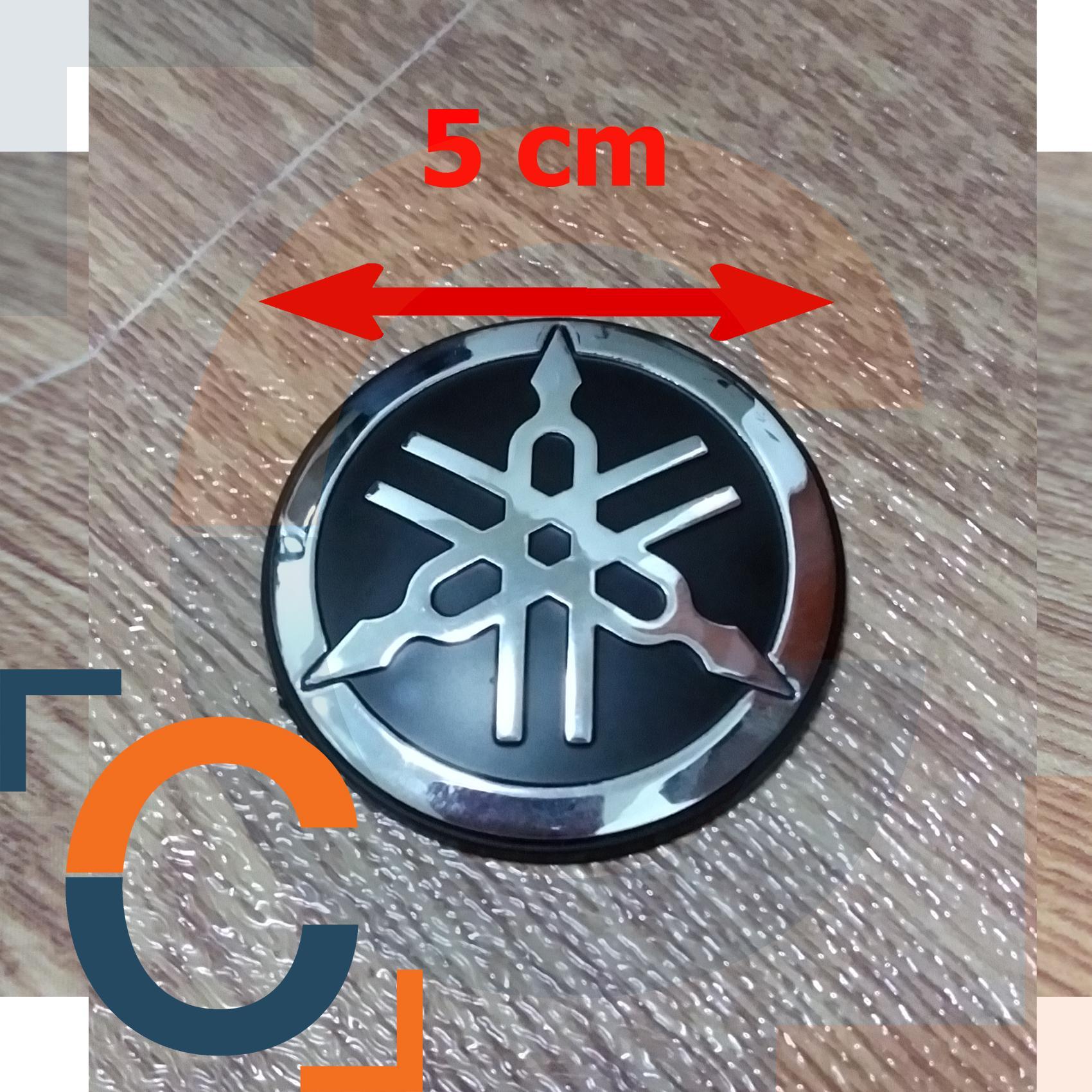 Yamaha Emblem Big (silver) By Chubibo.