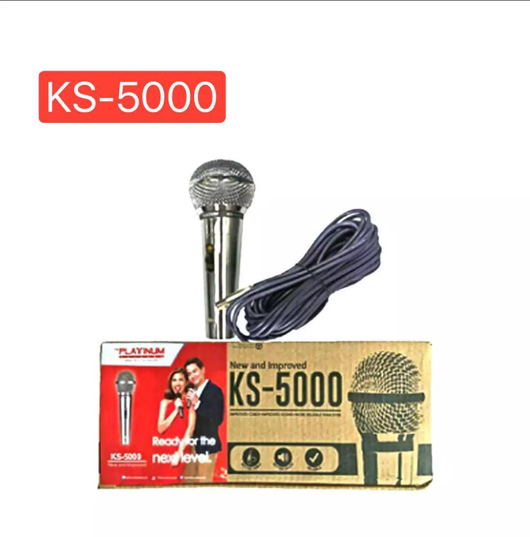 Wireless Mic For Sale Microphone Prices Brands Specs Oke Universal Holder Stand Platinum Ks 5000 Wired