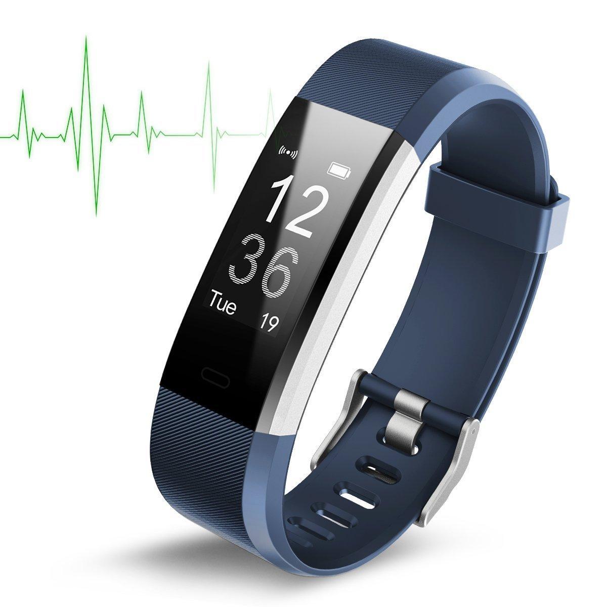 ID115 Plus Smart Wristband Sports Heart Rate Smart Band Fitness Tracker Smart Bracelet Smart Watch for