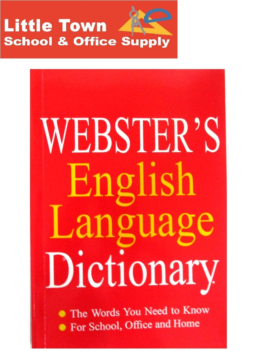 English Dictionaries for sale - English Language Dictionaries best