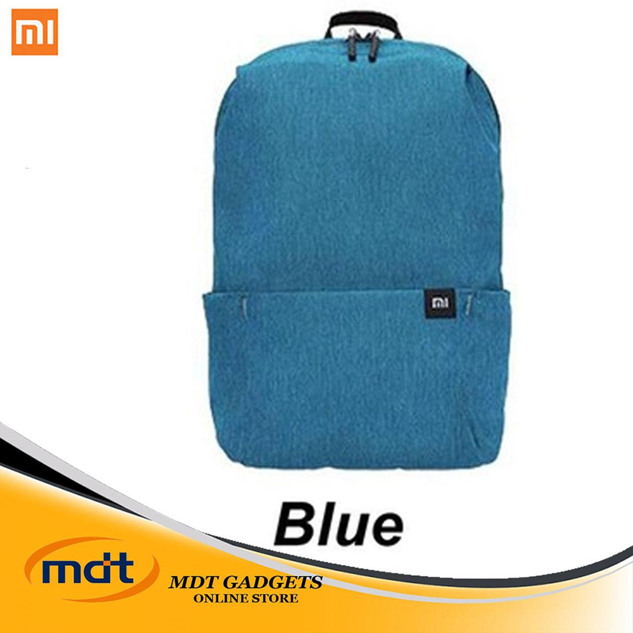 Xiaomi Mi Backpack for Men Women 10L Bag 8 Colors Lightweight Water-resistant  Backpack 165g 0239a6006acec
