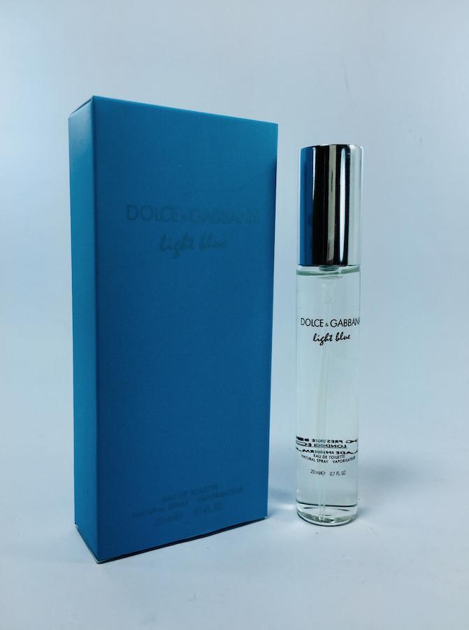 dffe460bba80 Dolce and Gabbana Light Blue Eau De Toilette for Women 20ml Travel Size  Tester Perfume