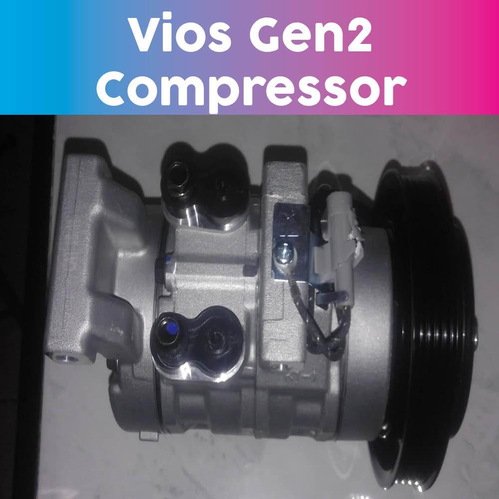Car Air Conditioning For Sale Auto Online Brands 99 Honda Civic Ex Fuse Box Diagram Vios Gen2 Aircon Compressor 2007 2013
