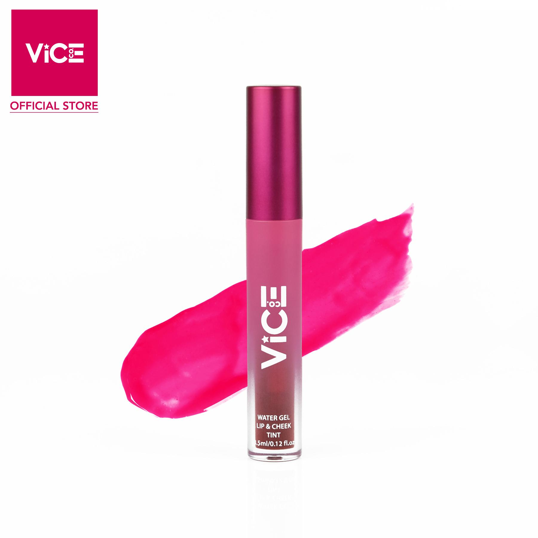 Vice Cosmetics Water Gel Lip & Cheek Tint Seswang Philippines