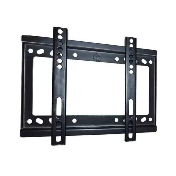 Flat Slim Tv Wall Mount Bracket 23 28 30 32 40 42 48 50 55 Inch Led Lcd Plasma Bathroom Fixtures Bathroom Shelves