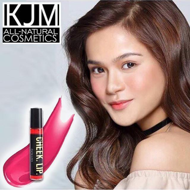 KJM Cosmetics Organic Liptint Liptints Philippines