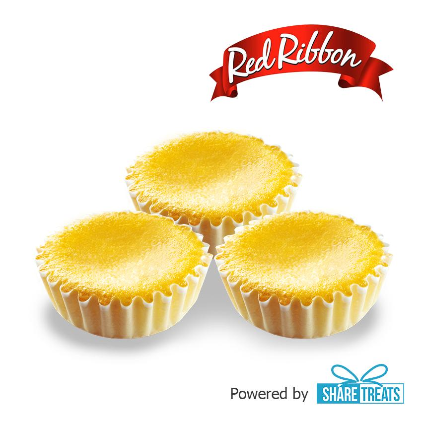 Red Ribbon Butter Mamon 1 Dozen (sms Evoucher) By Share Treats.