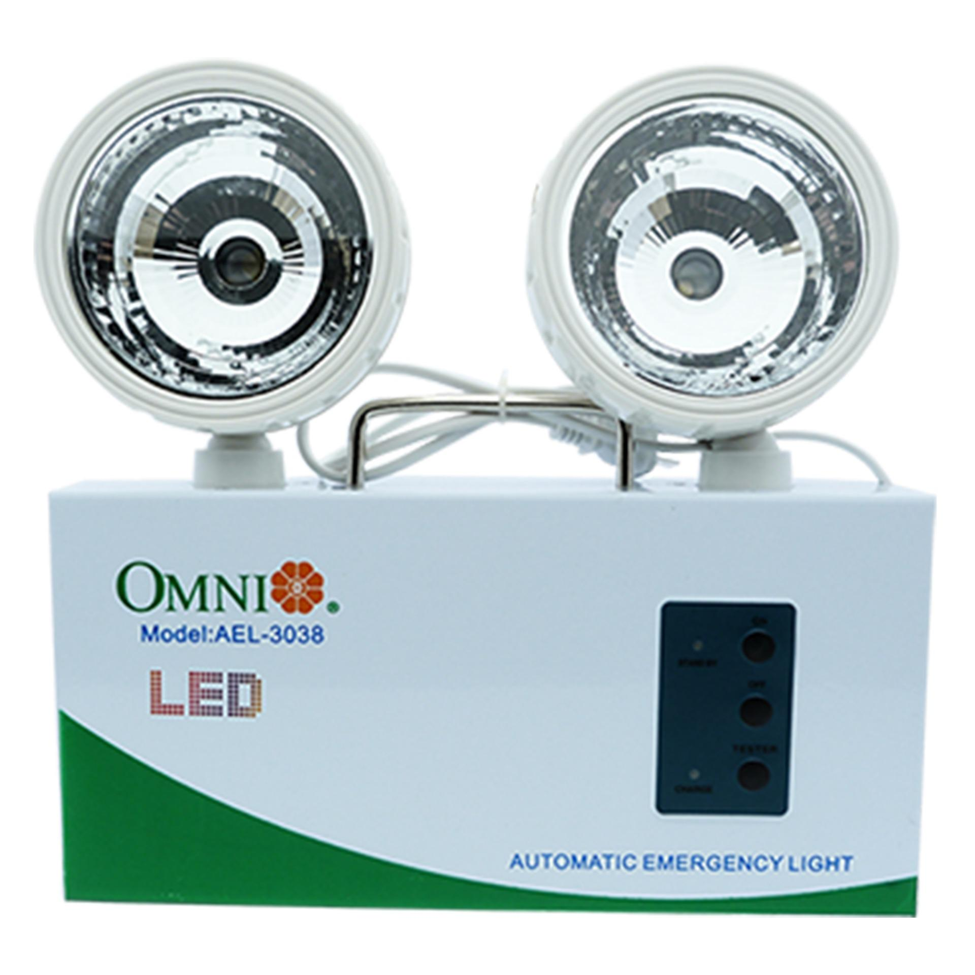 Buy Sell Cheapest Omni Automatic Rechargeable Best Quality Product Low Cost Emergency Ligh Led Light Ael 3038