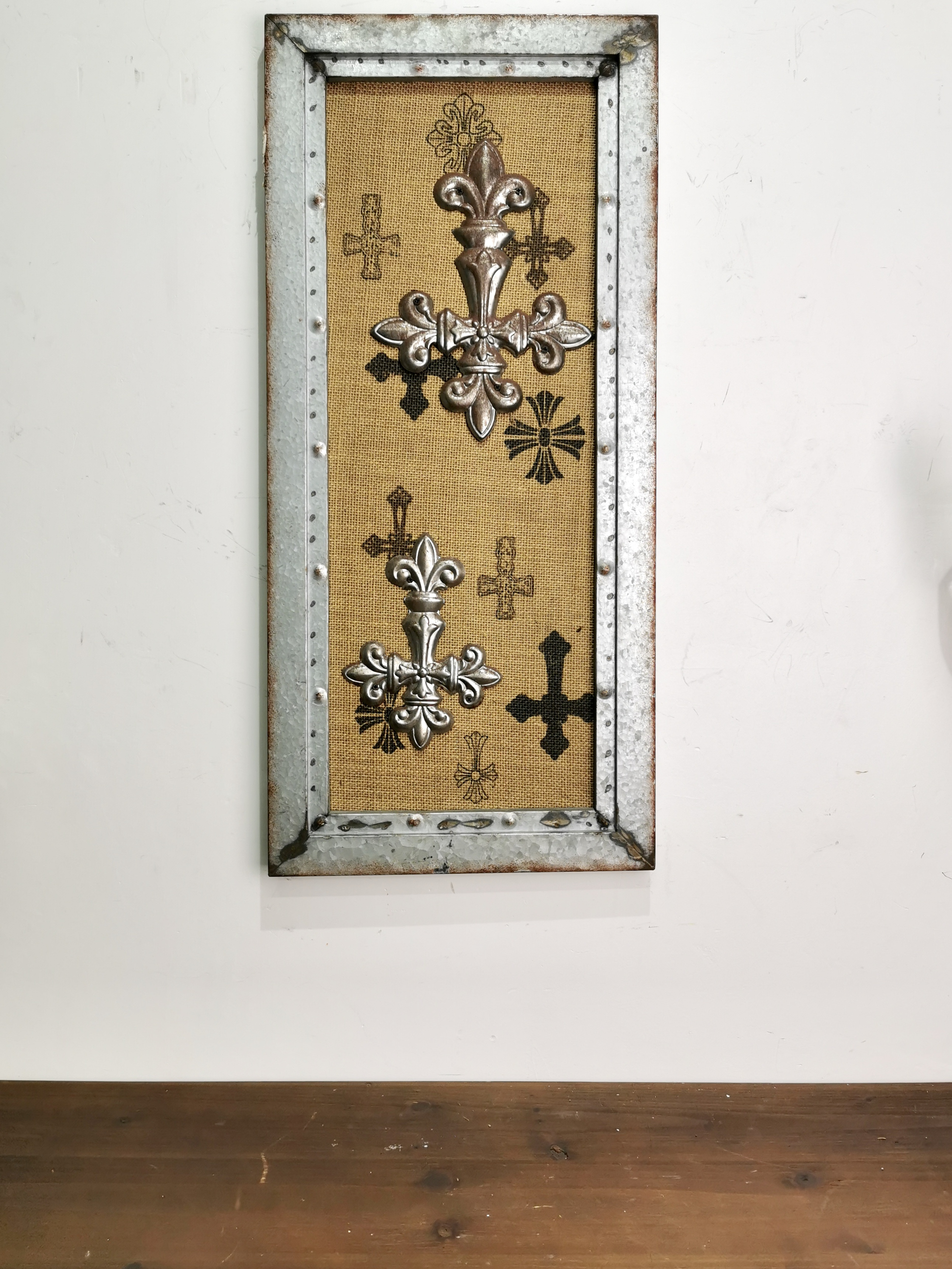 Vintage Metal Wall Decor - Home Decor, Gift Ideas