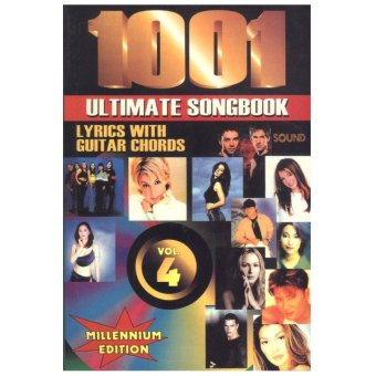 1001 Ultimate Songbooks vol. 4
