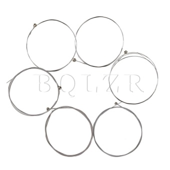 150XL /.023 Steel Strings for Electric Guitar Set of 10 Silver -intl - 2
