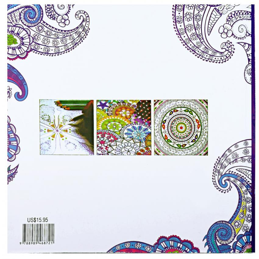 1pcs Beauty And The Beast 2016 New Secret Garden An Inky TreasureHunt Coloring Book