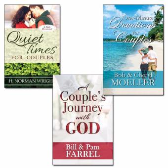 3 Devotional Books for Couples - Save 20% Price Philippines