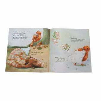 4-pc. Story Books for Children with Free Color Clone Book 123 - 4