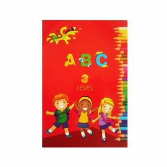 ABC Level 1-4 Educational Activity Book for Kids - 4
