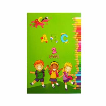 ABC Level 1-4 Educational Activity Book for Kids - 3