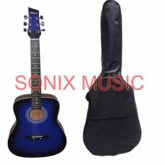 Allegro 38 Guitar Blue With Bag