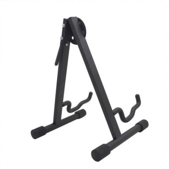 BolehDeals Foldable Bipod Violoncello Holder Metal Cello Stand Musical Instrument Accs - intl