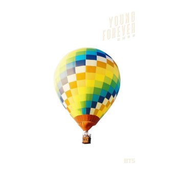 BTS BANGTAN BOYS - YOUNG FOREVER (Special Album) [Day ver.]CD+Photobook+Photocard+Folded Poster