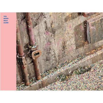 BTS - You Never Walk Alone [RIGHT ver.] 1st Press CD