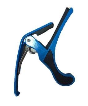 Capo for Acoustic Guitar (Blue)