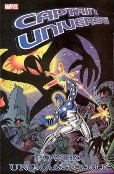 Captain Universe Power Unimaginable TPB (2005)