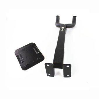 CHORD Adjustable Wall Mount Guitar Holder (Black) - picture 2