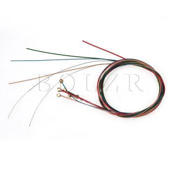 Copper AC50 1m 6 Strings Acoustic Guitar String Multicolor - picture 2