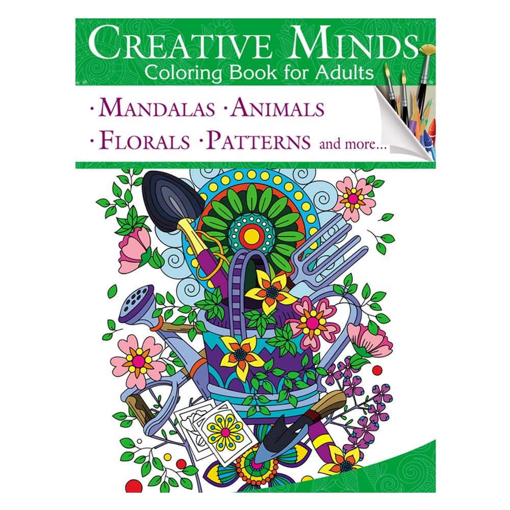 Philippines creative minds coloring books for adults 10 Coloring book for adults philippines