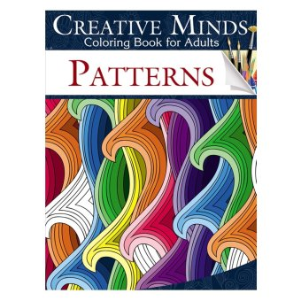 Creative Minds Coloring Books For Adults 8 Price Philippines