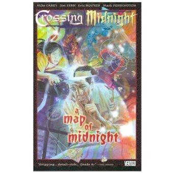 Crossing Midnight Vol 2 A Map of Midnight TPB (2007-2008)