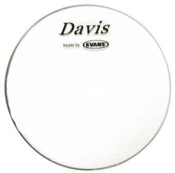 "Davis 18"" Coated Snare Drum Head"
