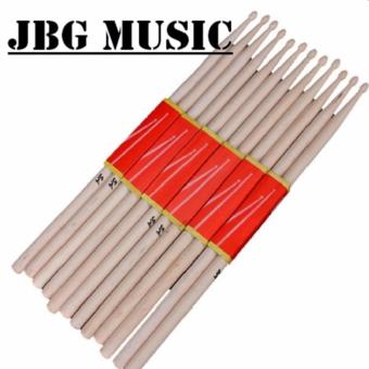 Davis 6 pair (12 Sticks)Drum Sticks 5A