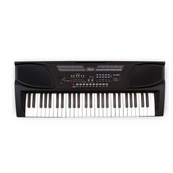 Davis D-201 Hot Picks Digital Keyboard (Black) with Free LearningModule & Davis Stand - 3
