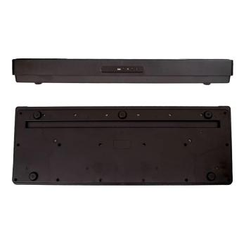 Davis D-818 61-Keys Digital Electronic Keyboard Piano Organ w/HEAVY DUTY Double X Stand - 4