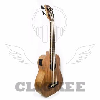 Davis DUK Best Deals Ukelele with Digital Tuner (Mahogany) - 5