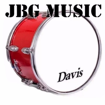 Davis Snare drum Snr-1013 (Red)