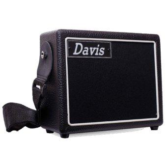 Davis Stratocaster with Portable Amplifier Electric Guitar PackageST-1 (Sunburst) - 5