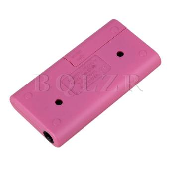 Digital Auto Tuner For Guitar Pink - picture 2