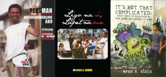 Eros Atalia BookSet of 3-Peksman;Ligo Na U;It's Not that Complicated