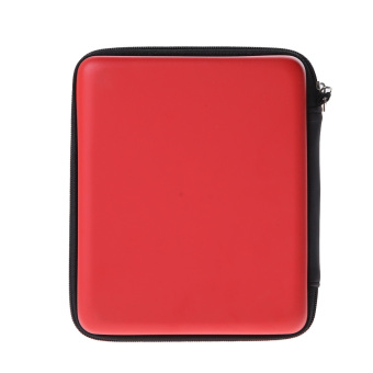 EVA Protective Storage Case Bag with Strap for Nintendo 2DS Console(Red)