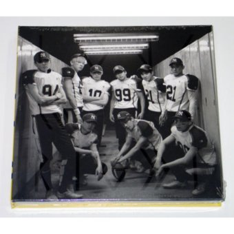 EXO - LOVE ME RIGHT (Vol. 2 REPACKAGE) [Korean Ver.]CD+Photobook+Photocard+Folded Poster+Extra Photocard Set