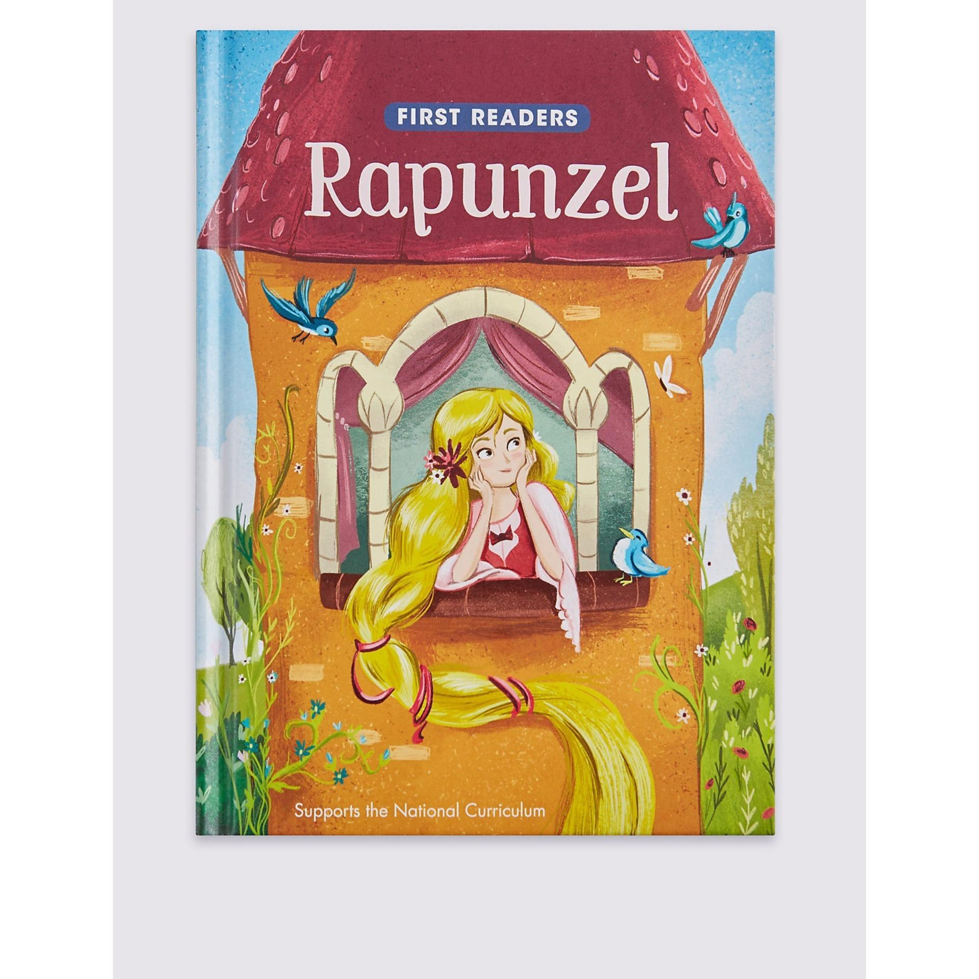 First Readers Rapunzel