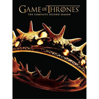 Game of Thrones Season 2 Complete DVD set