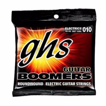 GHS Boomers Light Gauge Electric Guitar Strings Price Philippines